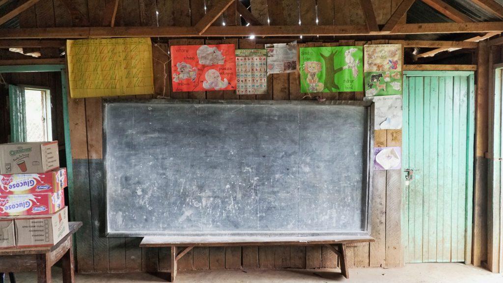 Ein Klassenzimmer für Kairiri