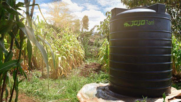 Wassertank-Projekt