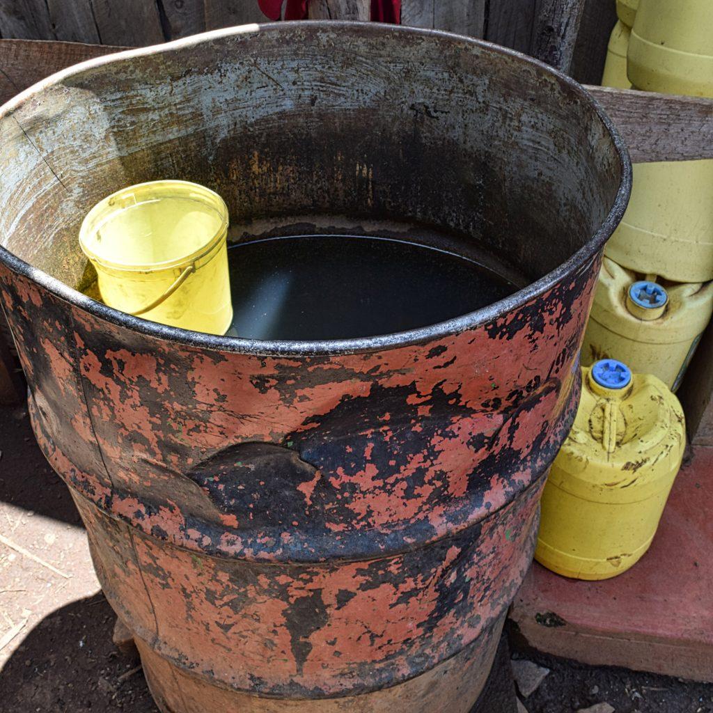 Wassertanks für Privathaushalte