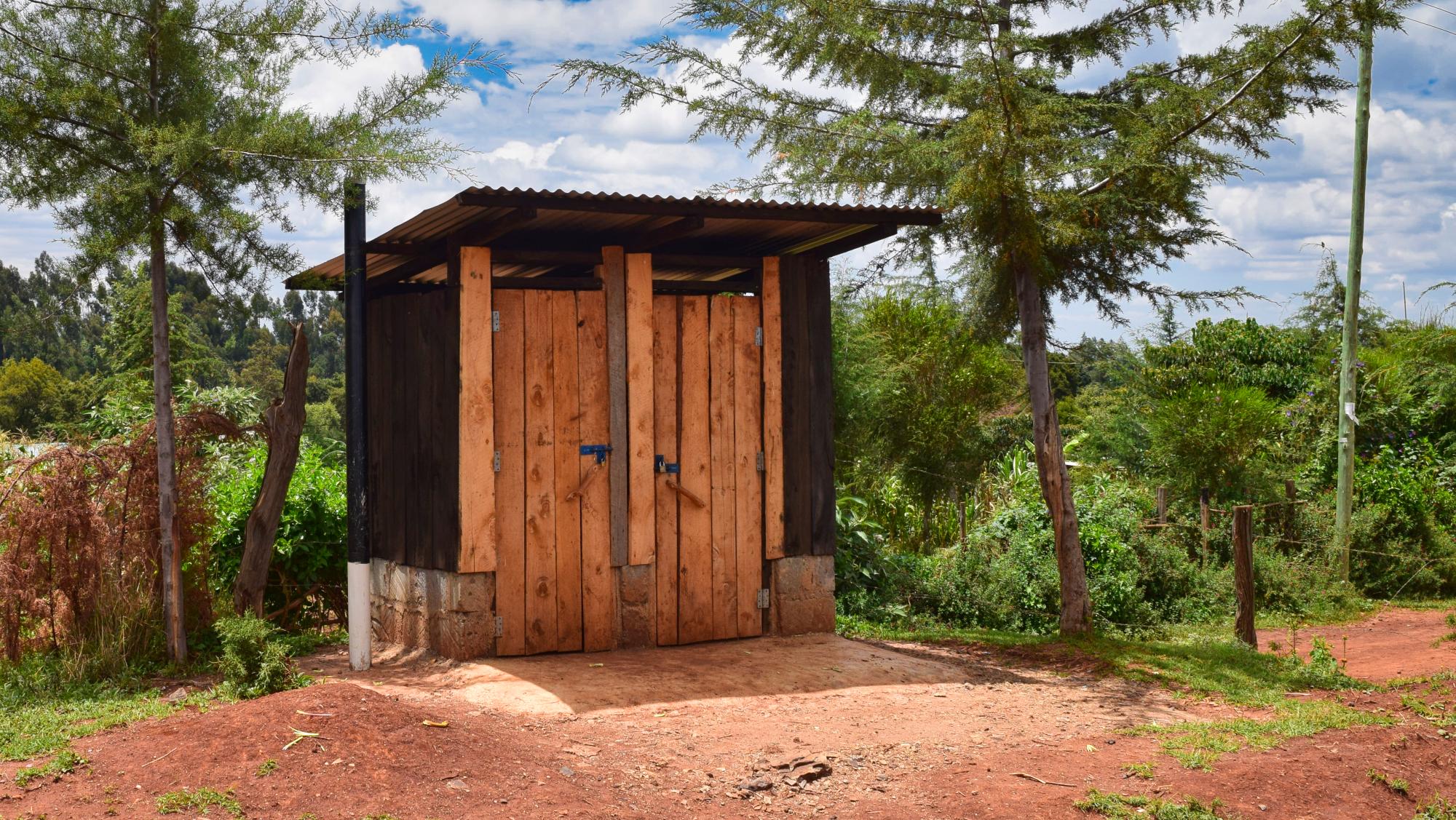 Neue Toiletten für Kinder und Lehrpersonal