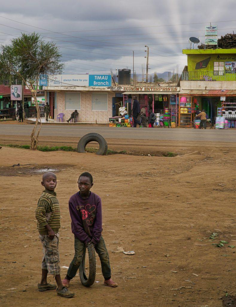 Integration der Straßenkinder